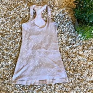 Lululemon tank top muscle tee athletic sport wear